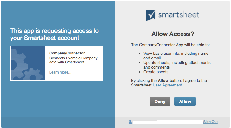 Smartsheet API 2 0 – Smartsheet - Official API and SDK Documentation